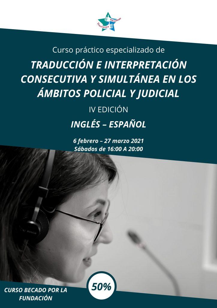 CARTEL CURSO DE INGLÉS Y ESPAÑOL-1